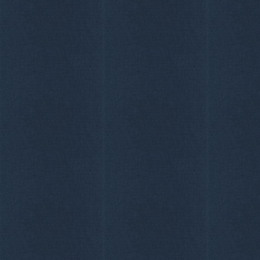 Caselio Linen Dark Blue Wallpaper - Product code: LINN68526640