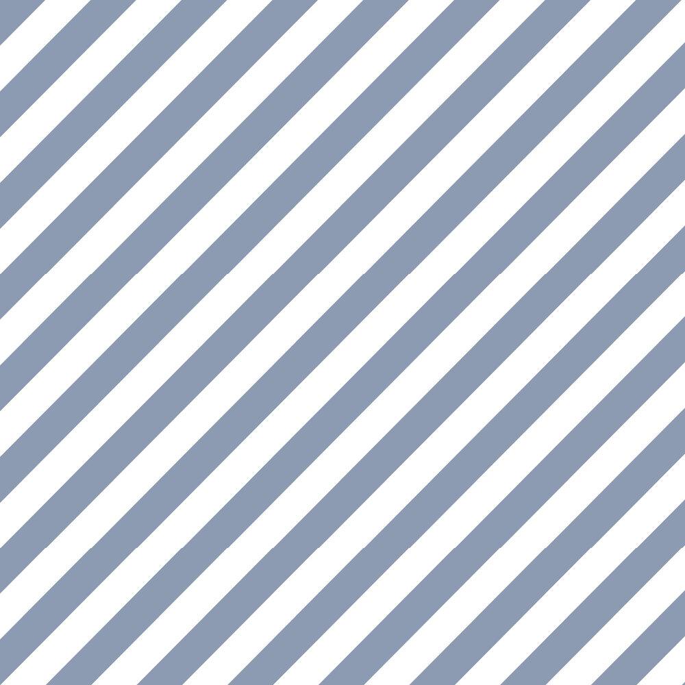 Galerie Large Diagonal Stripe Blue Wallpaper - Product code: ST36916