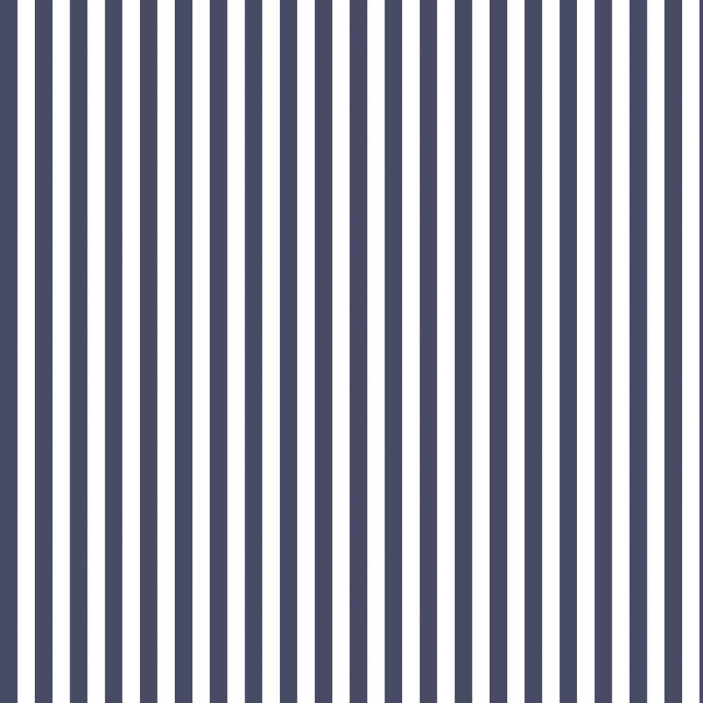Galerie Medium Stripe Navy Wallpaper - Product code: SH34502