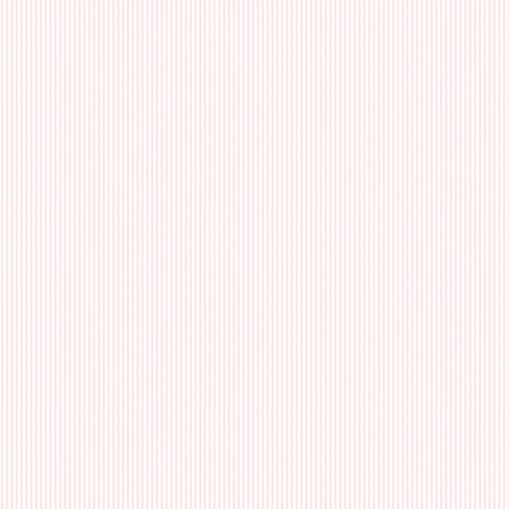 Small Stripe Wallpaper - Pink - by Galerie
