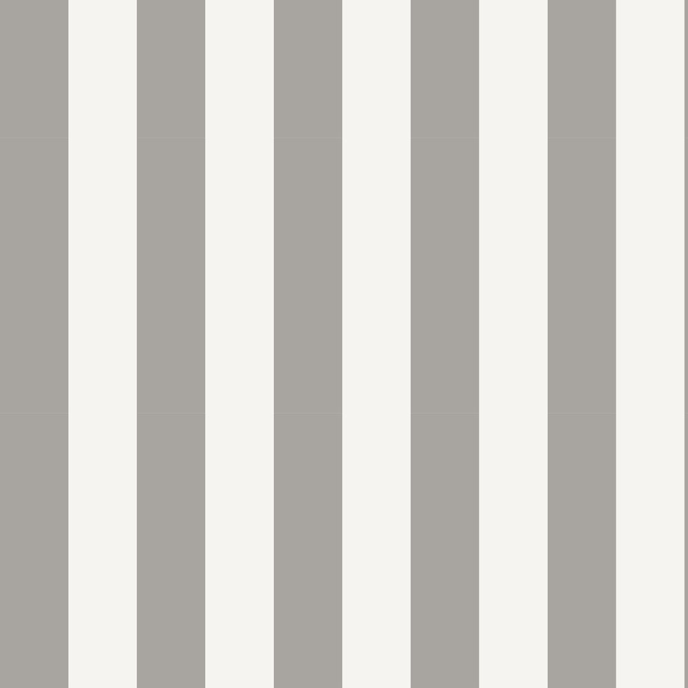 Galerie Wide Stripe Grey Wallpaper - Product code: SY33944