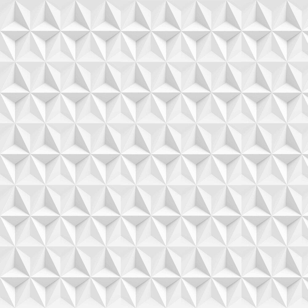 Graham & Brown Origami Grey Wallpaper - Product code: 102148