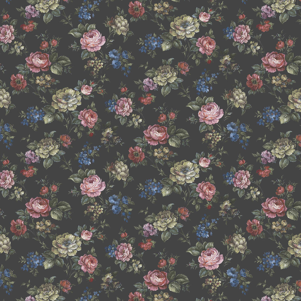 Graham & Brown Muse Multi-coloured Wallpaper - Product code: 103504