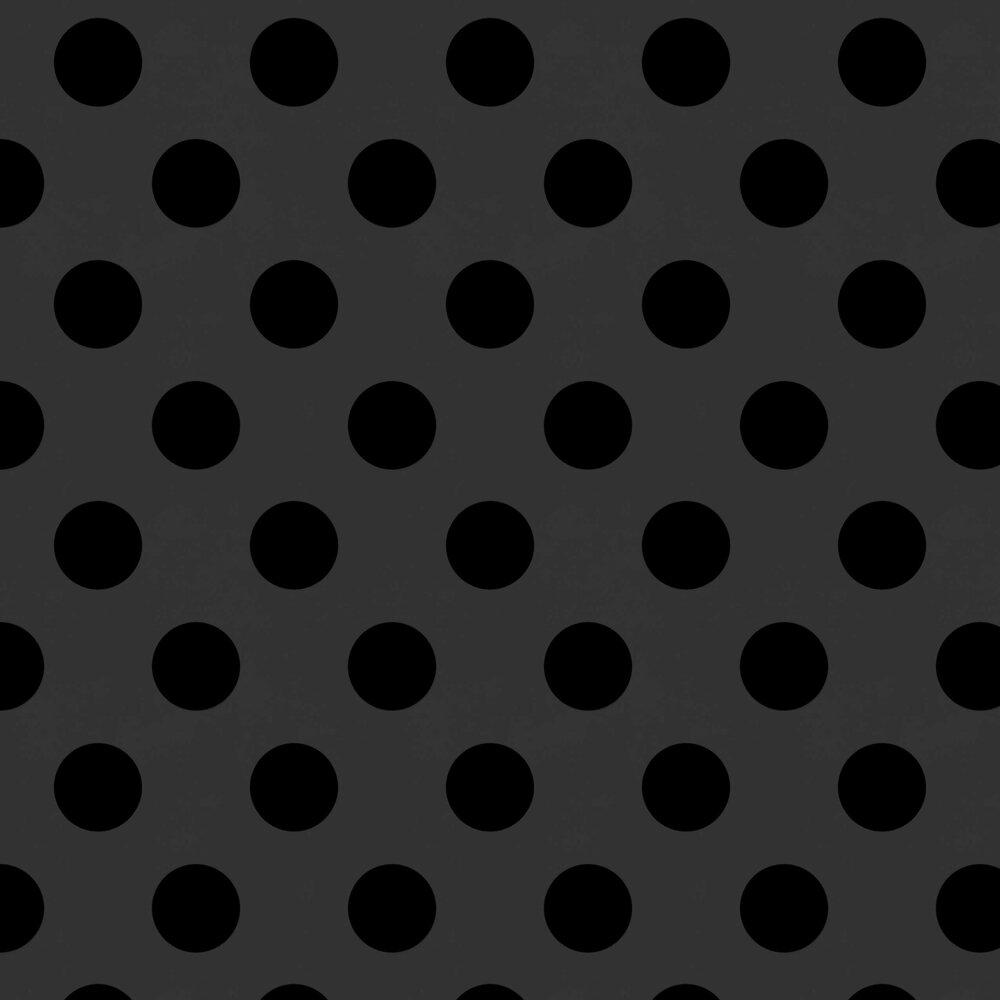 Graham & Brown Polka Jet Wallpaper - Product code: 105169