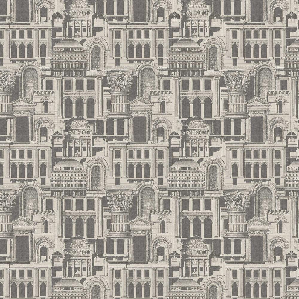 Graham & Brown Quarters Sepia Wallpaper - Product code: 105285