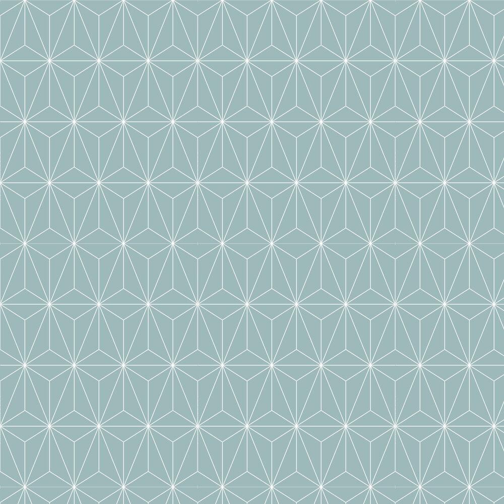Graham & Brown Prism Mint Wallpaper - Product code: 104738