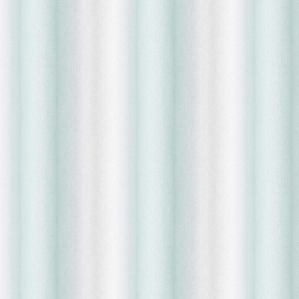 Wildflower Stripe Wallpaper - Mint - by Graham & Brown