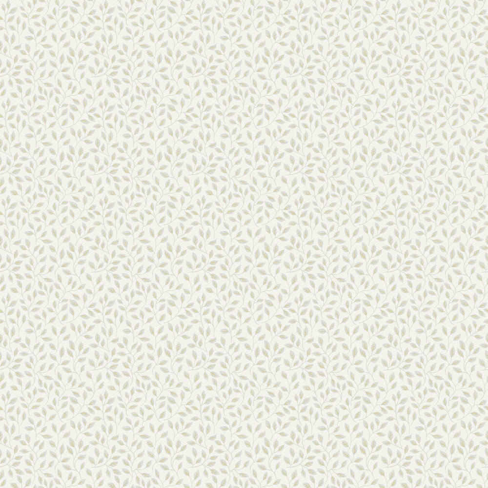 Galerie Apelkvist White/ Gold Wallpaper - Product code: 33015