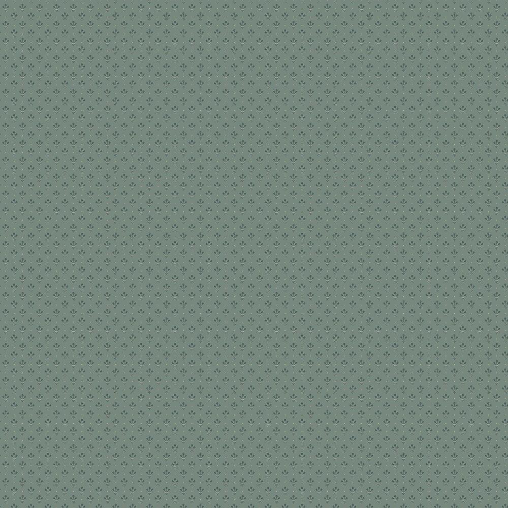 Lilja Wallpaper - Green - by Galerie