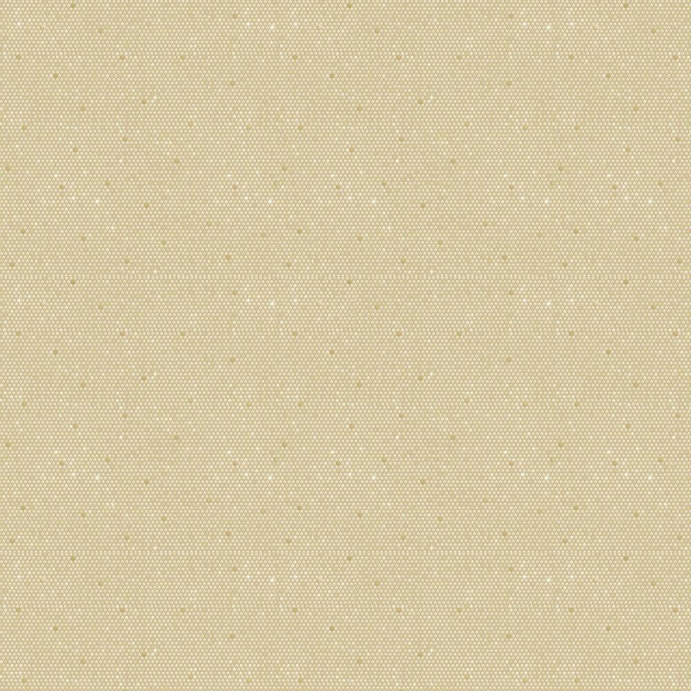 Textured Honeycomb Wallpaper - Gold - by SK Filson
