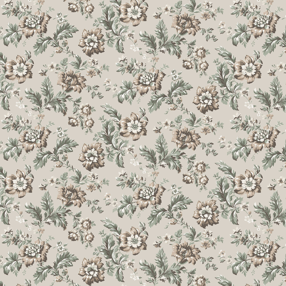 Sandberg Rosenholm Wheat Wallpaper - Product code: 407-29