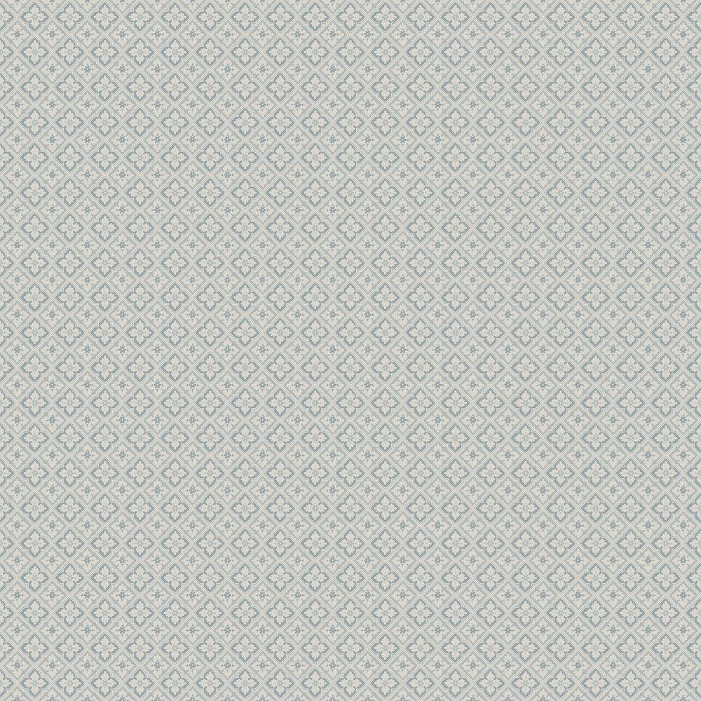 Sandberg Edvin Misty Blue Wallpaper - Product code: 482-16