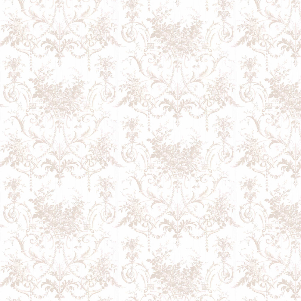 Laura Ashley Tuileries Dove Grey Wallpaper - Product code: 3635825