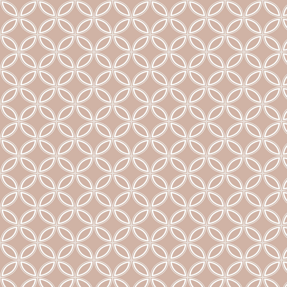 Graham & Brown Eternity Rose Gold Wallpaper - Product code: 104064