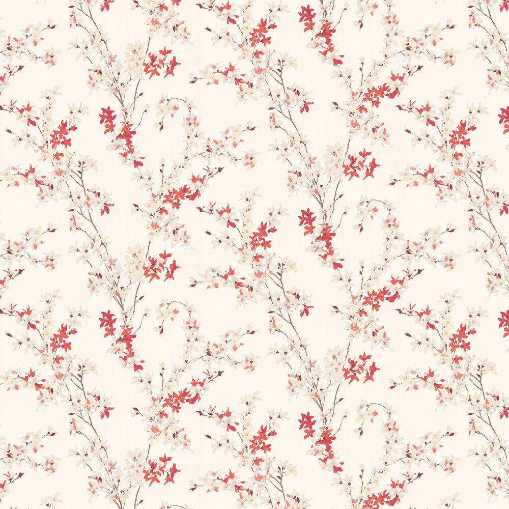 Laura Ashley Forsythia Rosehip Wallpaper - Product code: 3713970