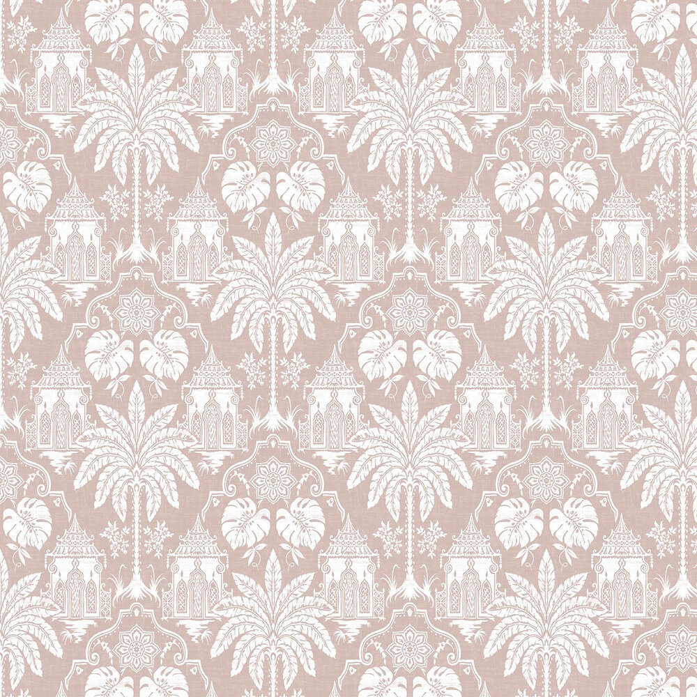 Graham & Brown Imperial Pink Wallpaper - Product code: 104553