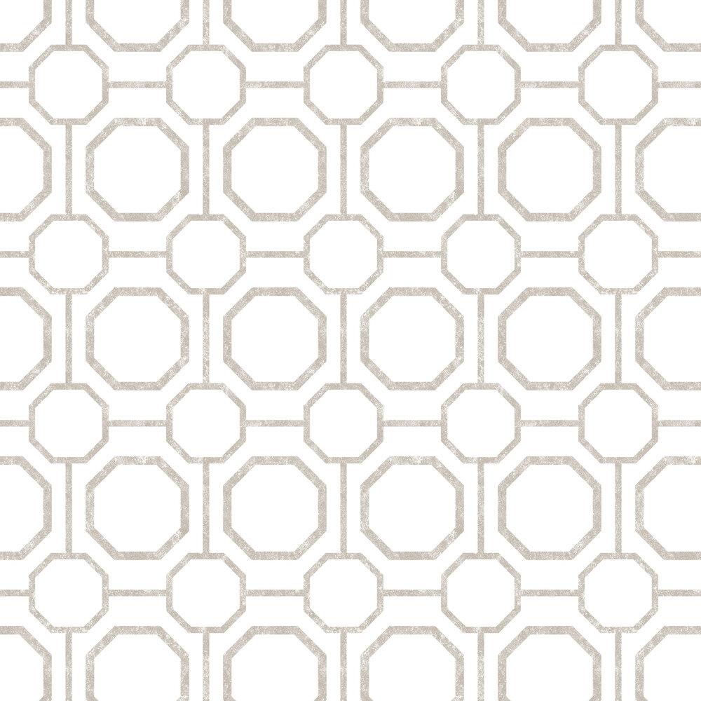 Graham & Brown Sashiko Pearl Wallpaper - Product code: 105770