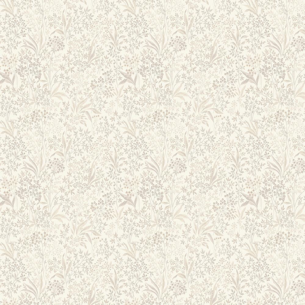 Nocturne Wallpaper - Beige - by Boråstapeter