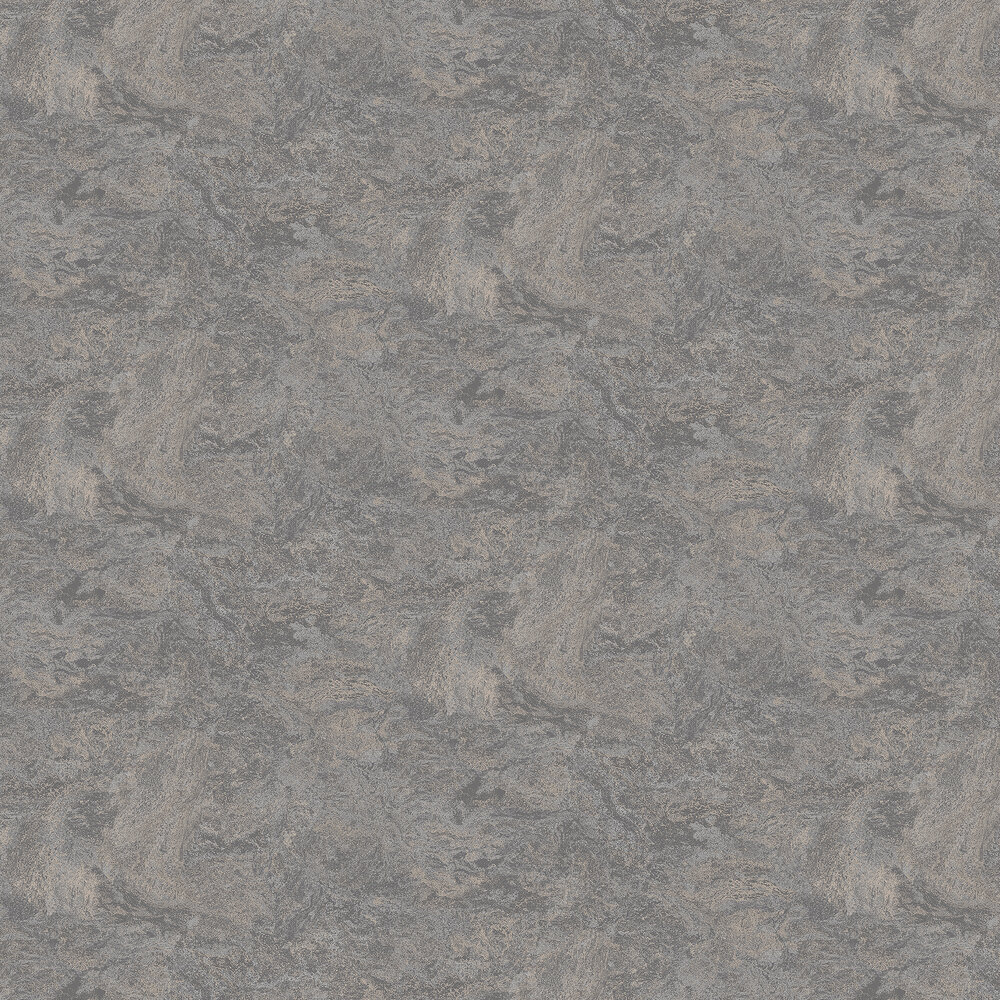 Golden Marble Wallpaper - Grey - by Boråstapeter