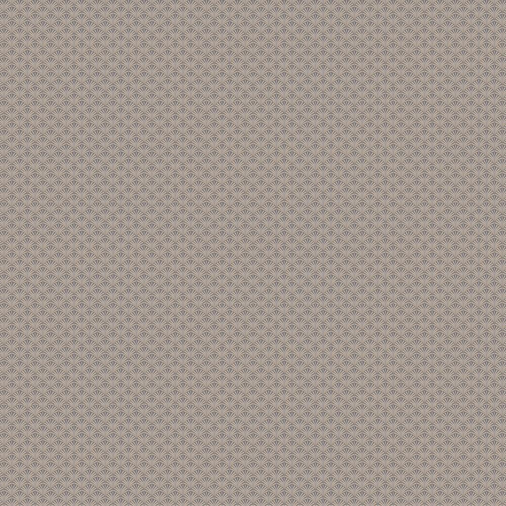Grace Wallpaper - Grey - by Boråstapeter