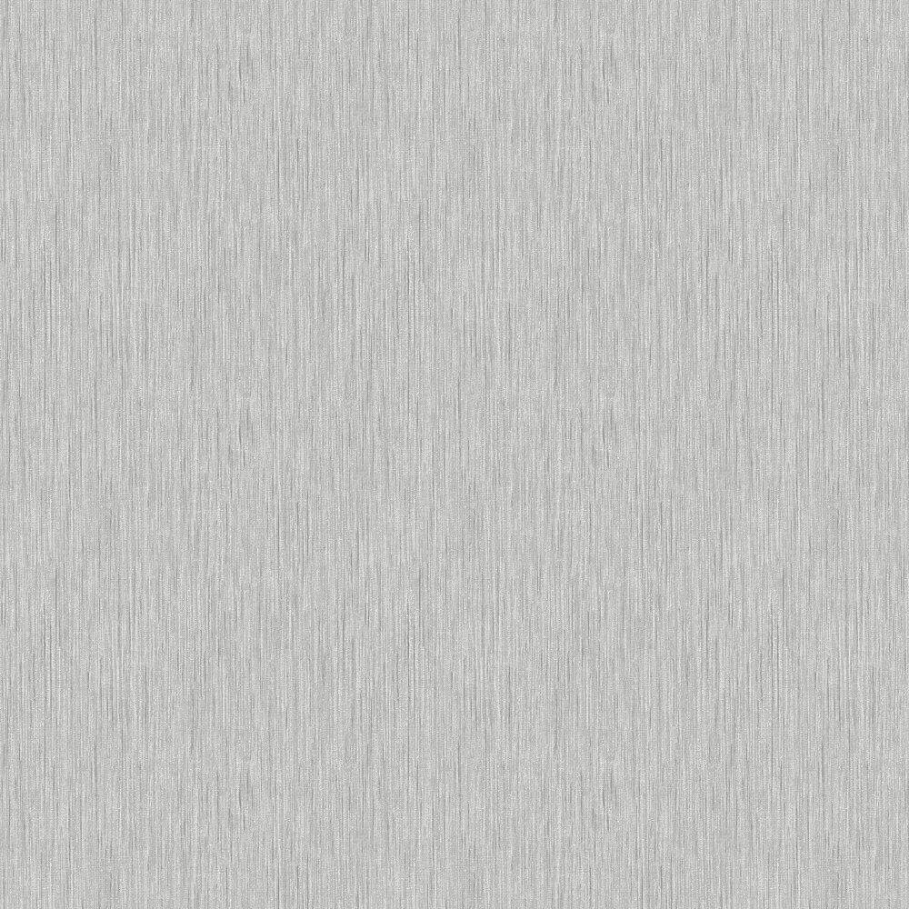 Luciano Texture Wallpaper - Silver - by Albany