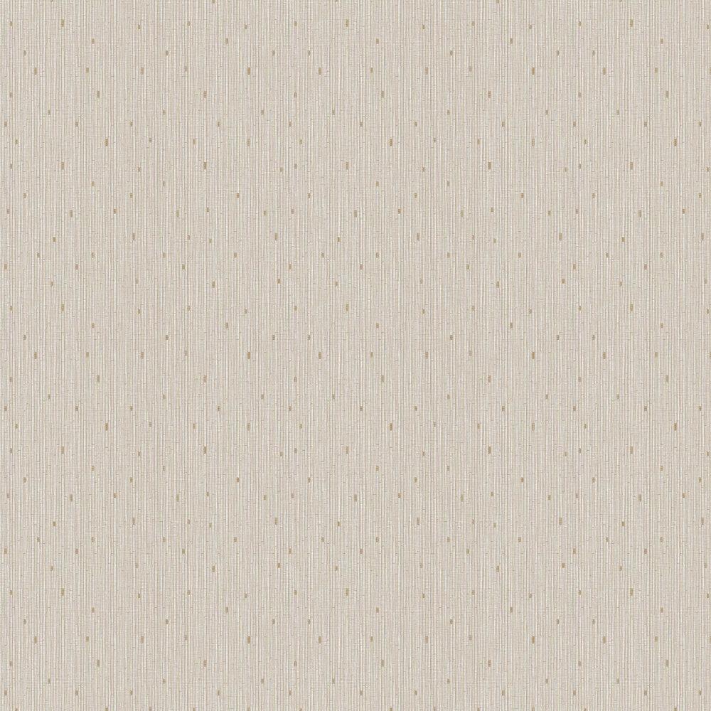 Aurora Plain Wallpaper - Cream - by Albany