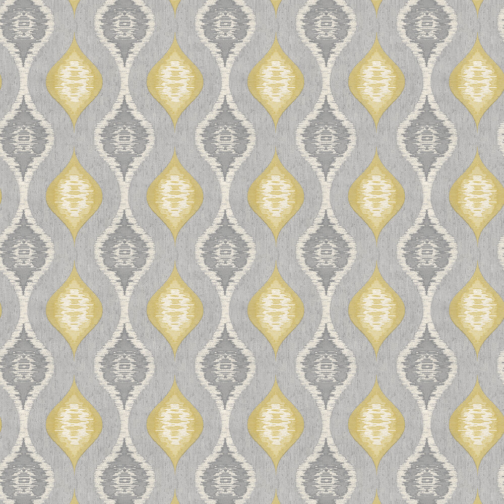 San Marino Wallpaper - Yellow - by Albany