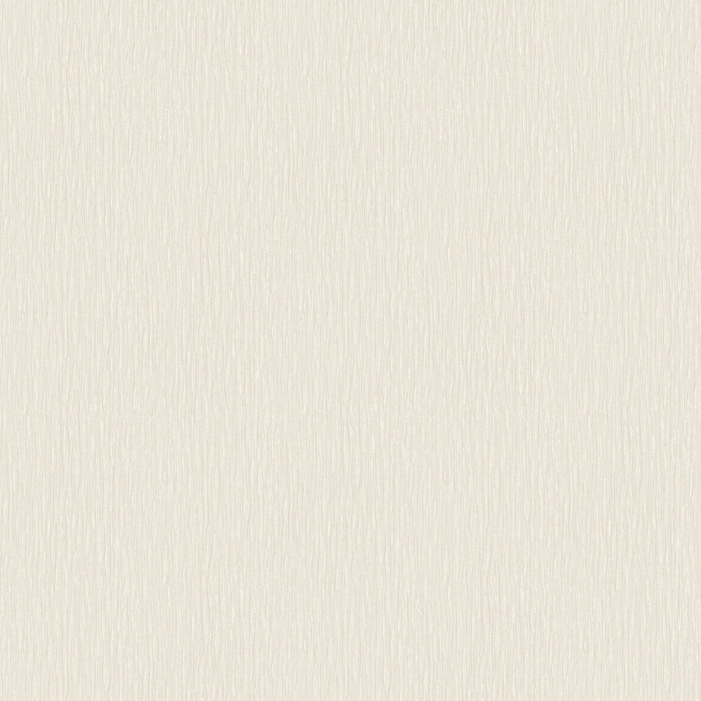 Sofia Texture Wallpaper - Cream - by Albany