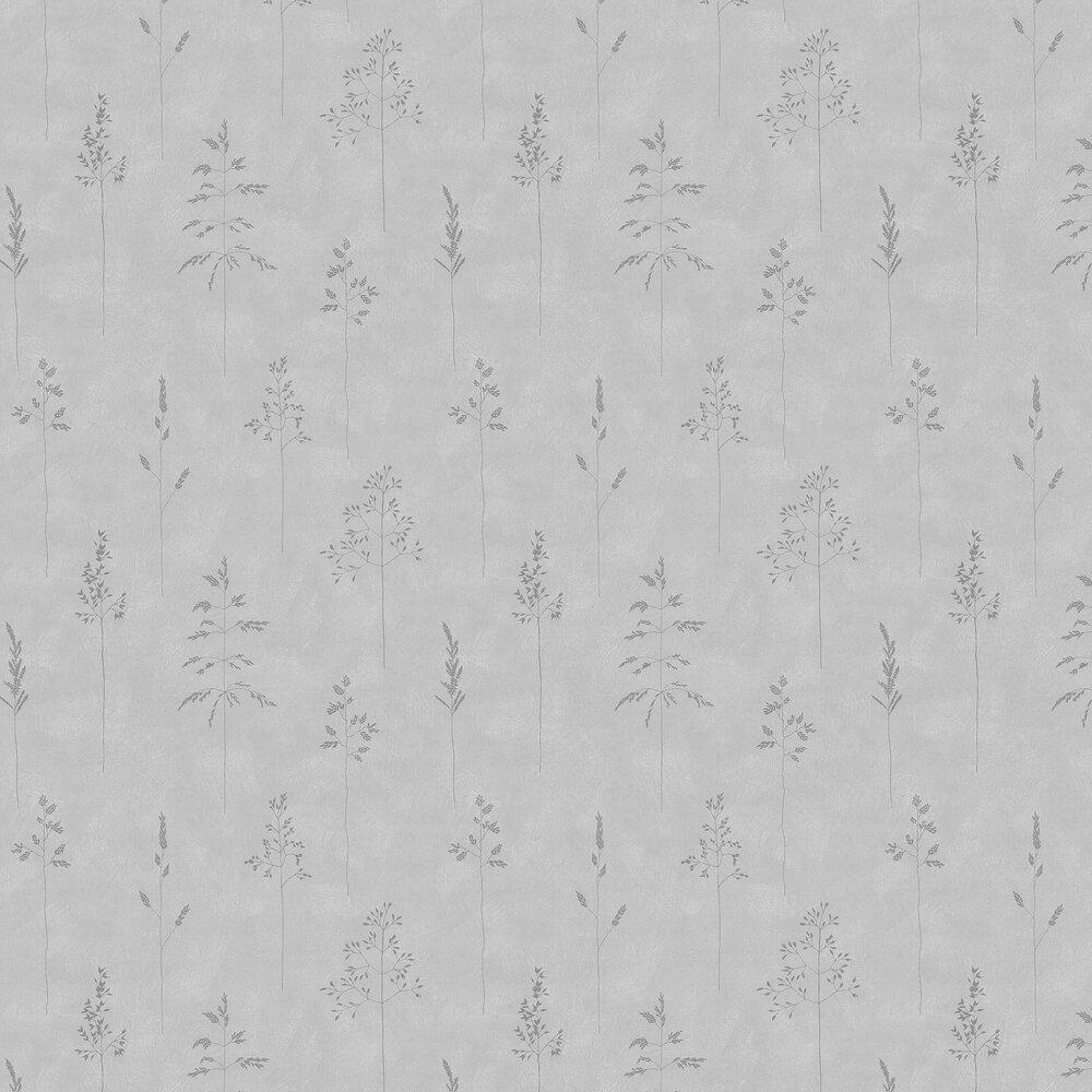 Boråstapeter Chalk Straw Grey Wallpaper - Product code: 1151