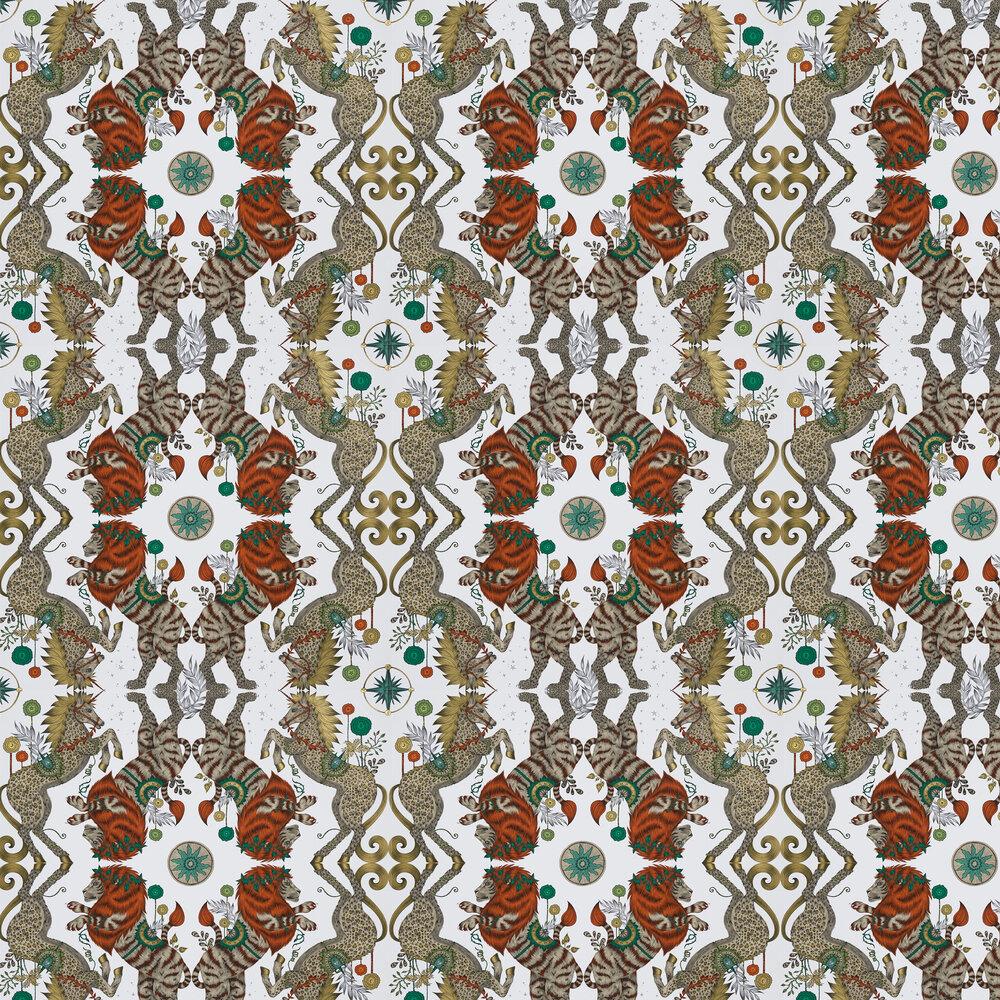 Emma J Shipley Caspian Gold Wallpaper - Product code: W0113/03