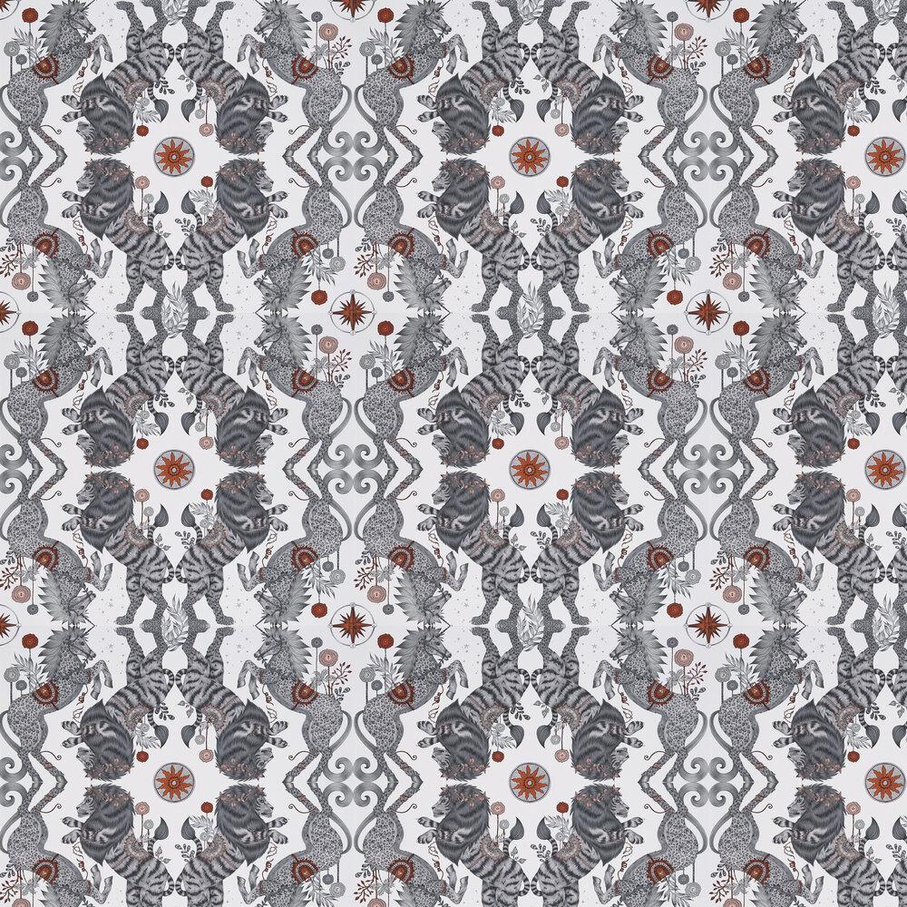 Caspian Wallpaper - Nude - by Emma J Shipley