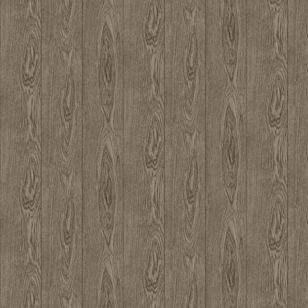 Boråstapeter Fine Wood Brown Wallpaper - Product code: 1174