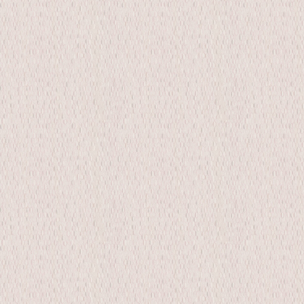 Feathers Wallpaper - Pale Pink - by Albany