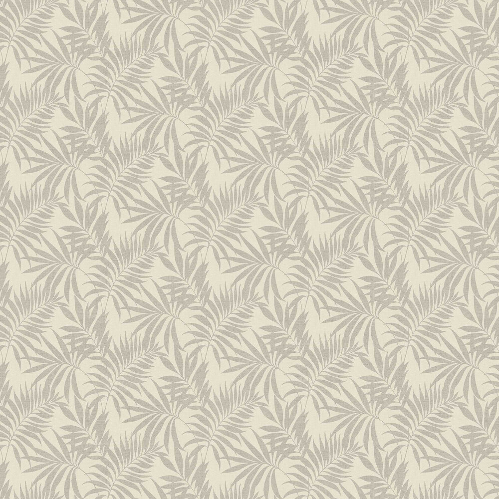 Arthouse Oasis Leaf Taupe Wallpaper - Product code: 296501