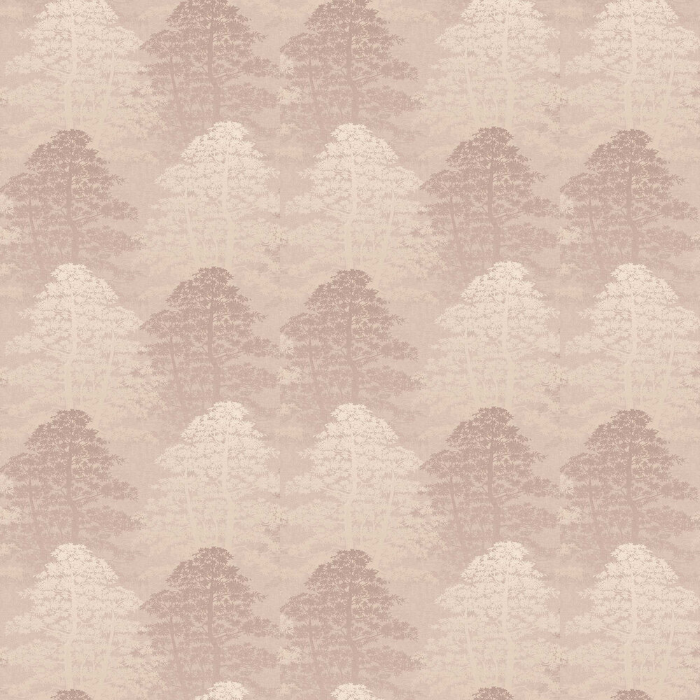 Arthouse Oasis Wood Blush Wallpaper - Product code: 296600