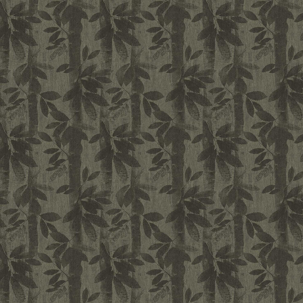 Fardis Woodland Raw Umber Wallpaper - Product code: 10317