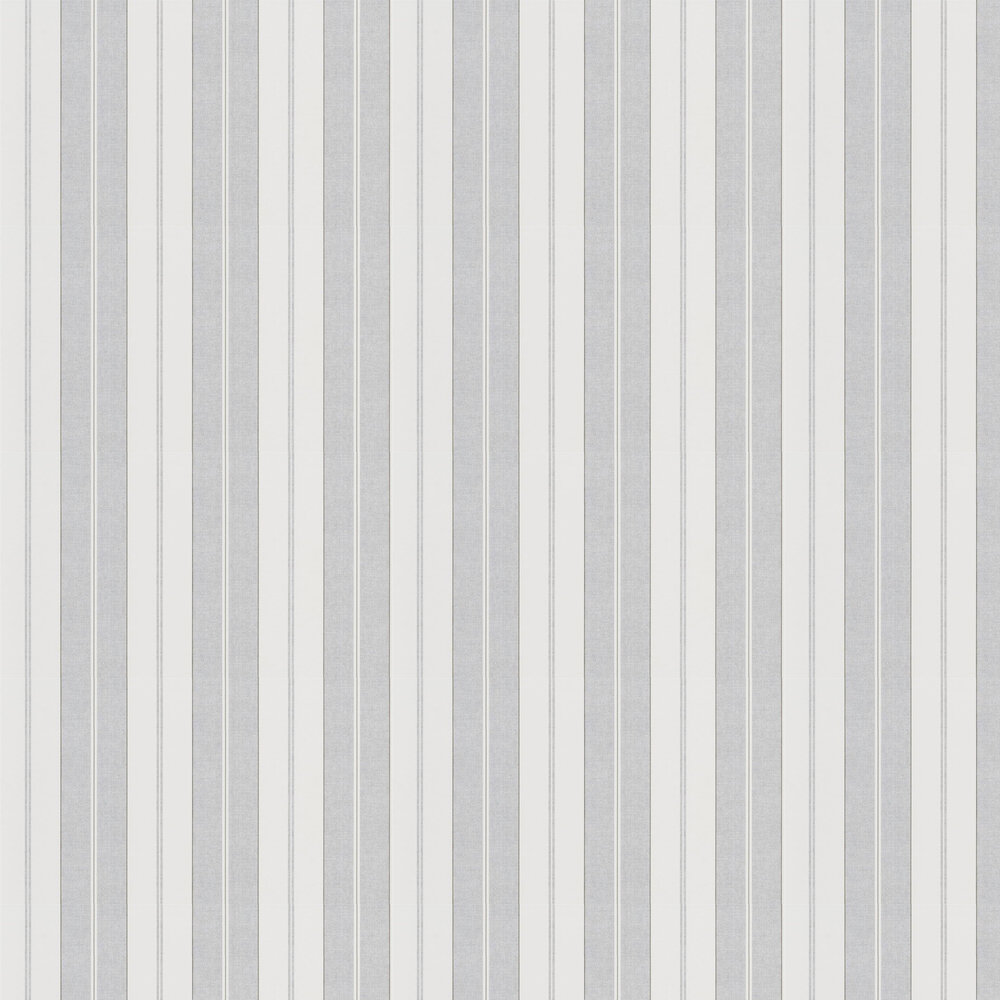 Ralph Lauren Monteagle Stripe Light Grey Wallpaper - Product code: PRL5002/06