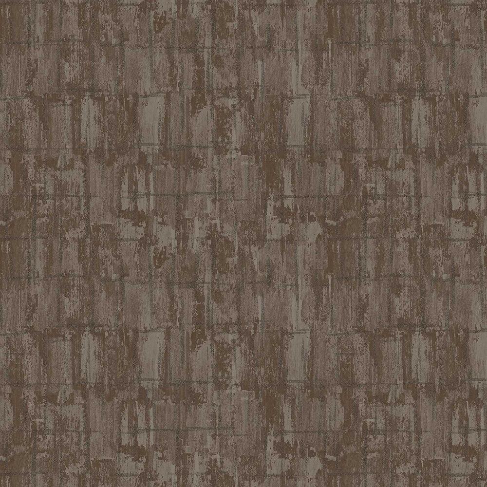 Lyra Wallpaper - Coffee - by Fardis