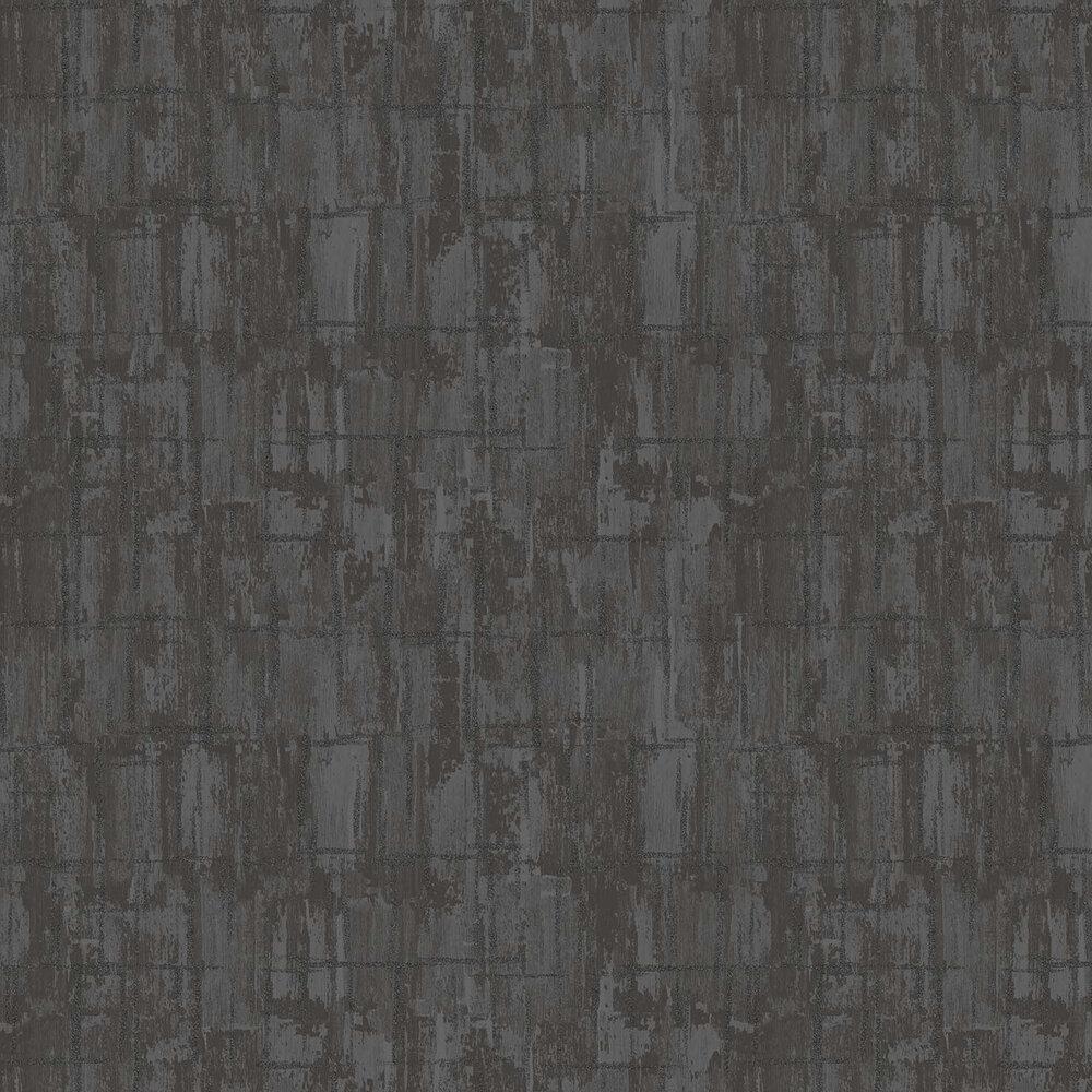 Lyra Wallpaper - Gun Steel - by Fardis