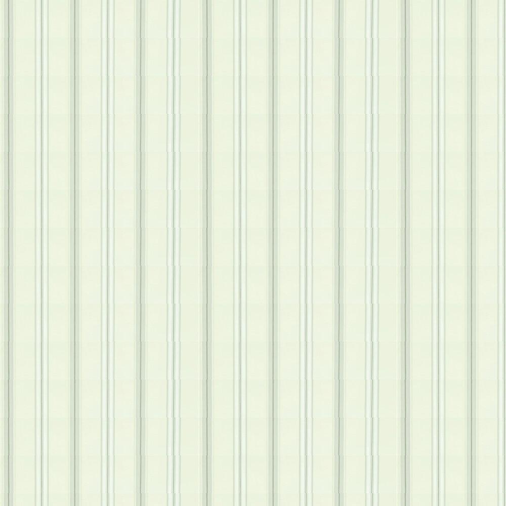 Ralph Lauren Dunston Stripe Platinum Wallpaper - Product code: PRL054/02