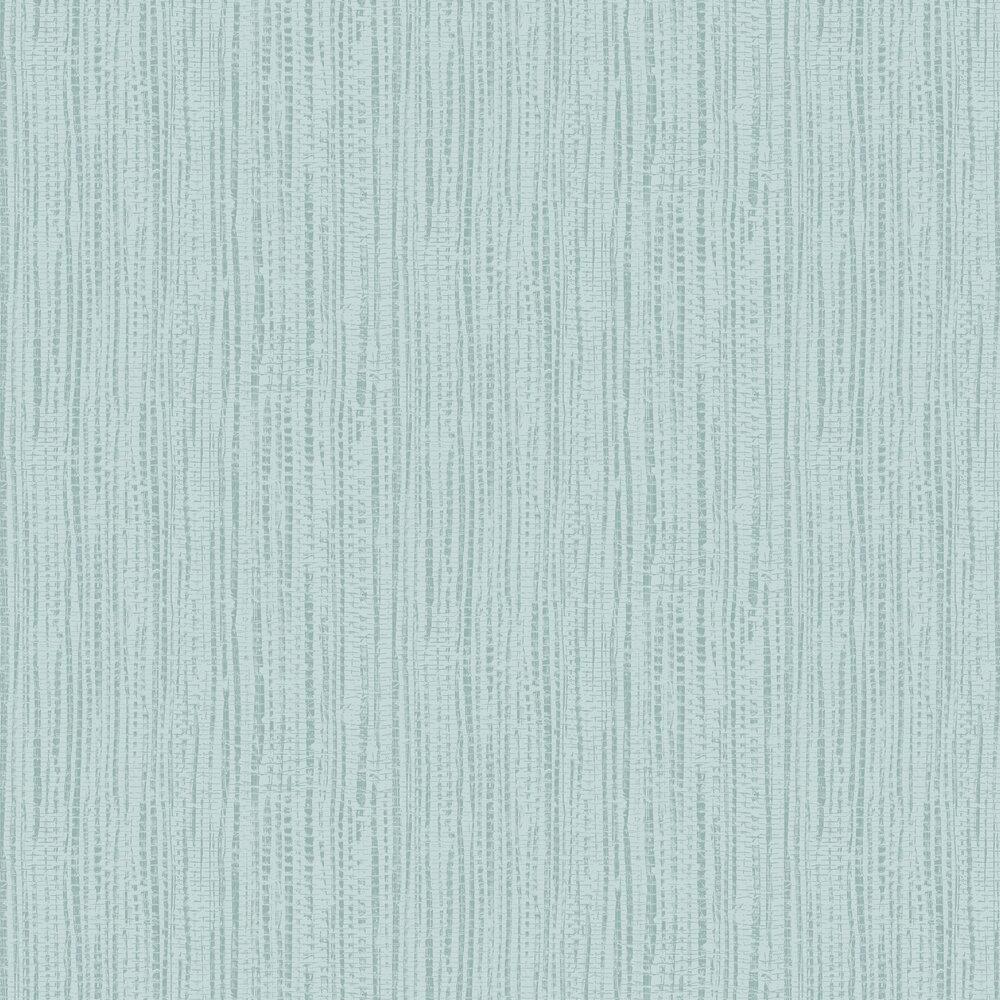 Bamboo Texture Wallpaper - Green - by Graham & Brown