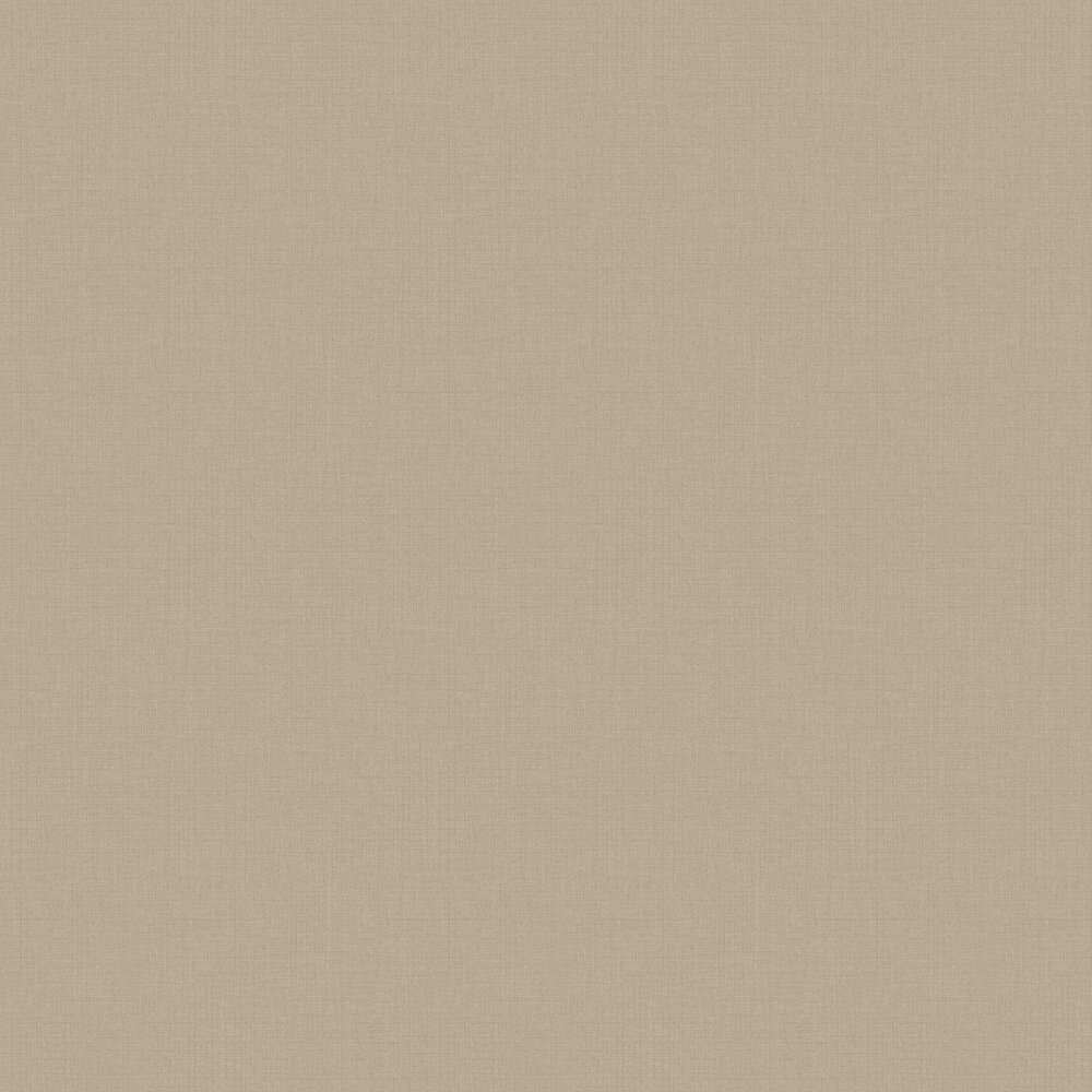 Graham & Brown Linen Beige Wallpaper - Product code: 105854