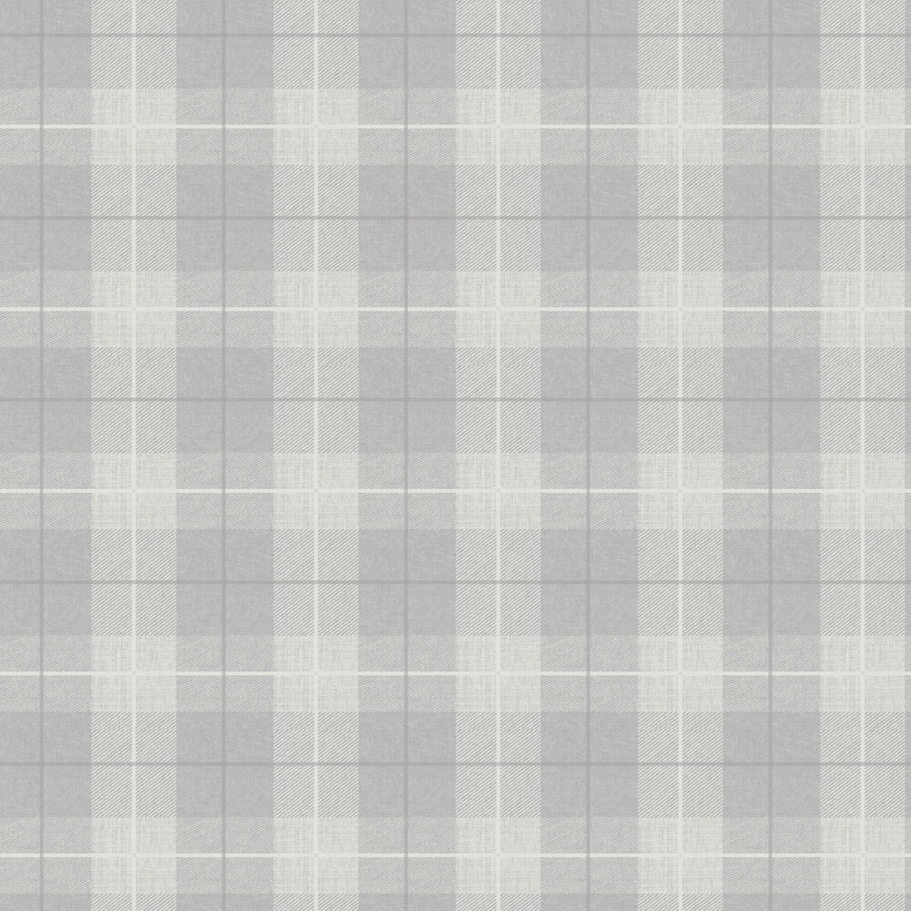 Arthouse Country Tartan Grey Wallpaper - Product code: 294901