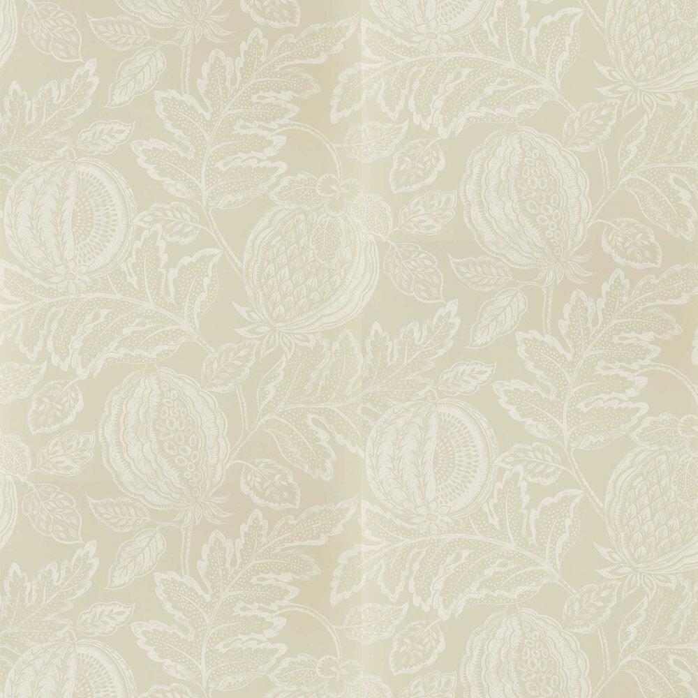 Cantaloupe Wallpaper - Stone - by Sanderson