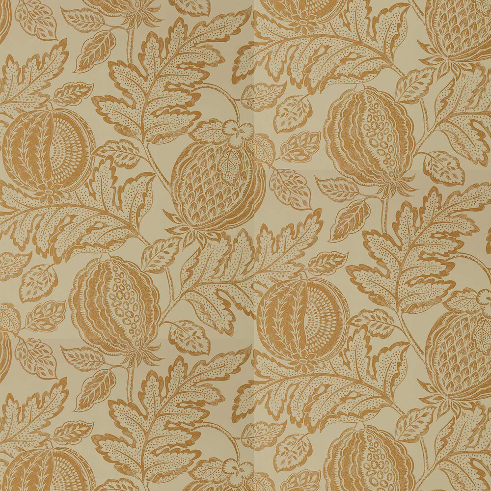 Sanderson Cantaloupe Clay Wallpaper - Product code: 216763