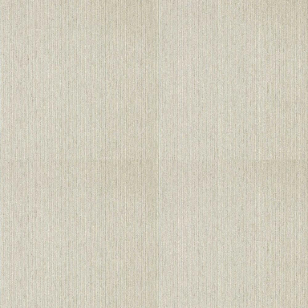 Caspian Strie Wallpaper - Taupe - by Sanderson