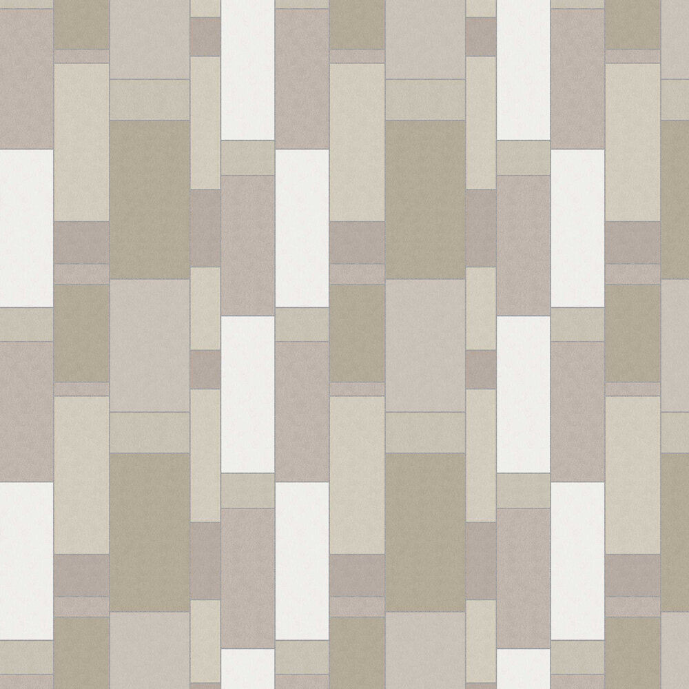 Coordonne Structural Brass Wallpaper - Product code: 8601140