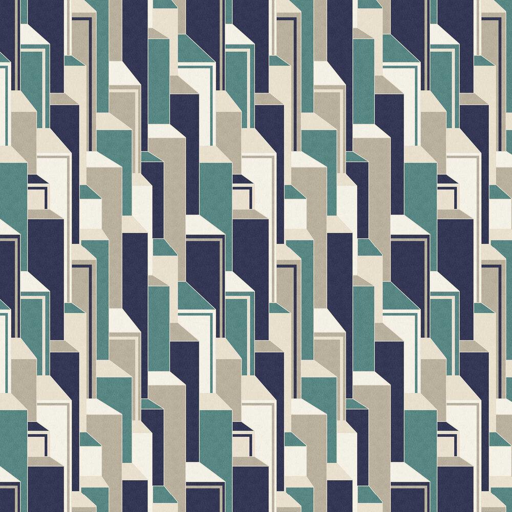 Coordonne Levels Ultramarine Wallpaper - Product code: 8601330