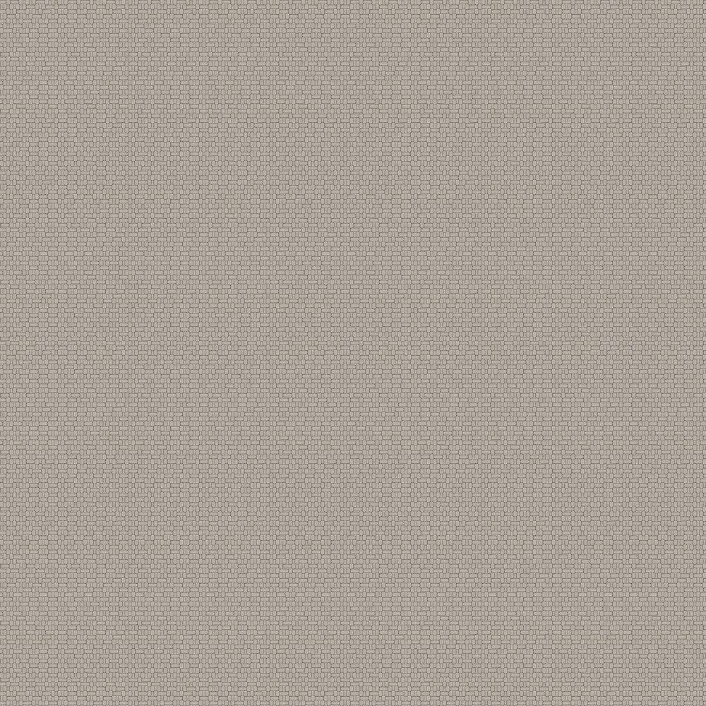 Rational Wallpaper - Inox - by Coordonne