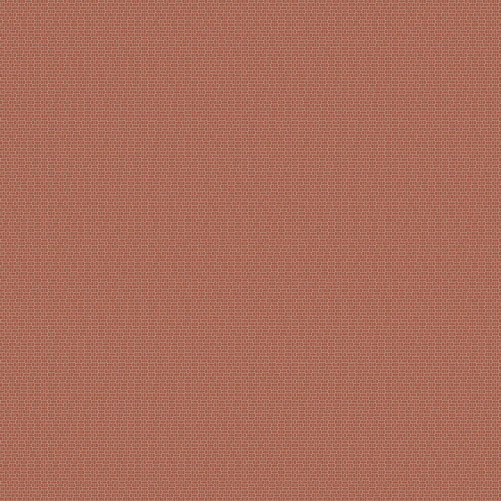 Rational Wallpaper - Brick - by Coordonne